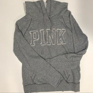 Victoria's Secret PINK hooded sweatshirt